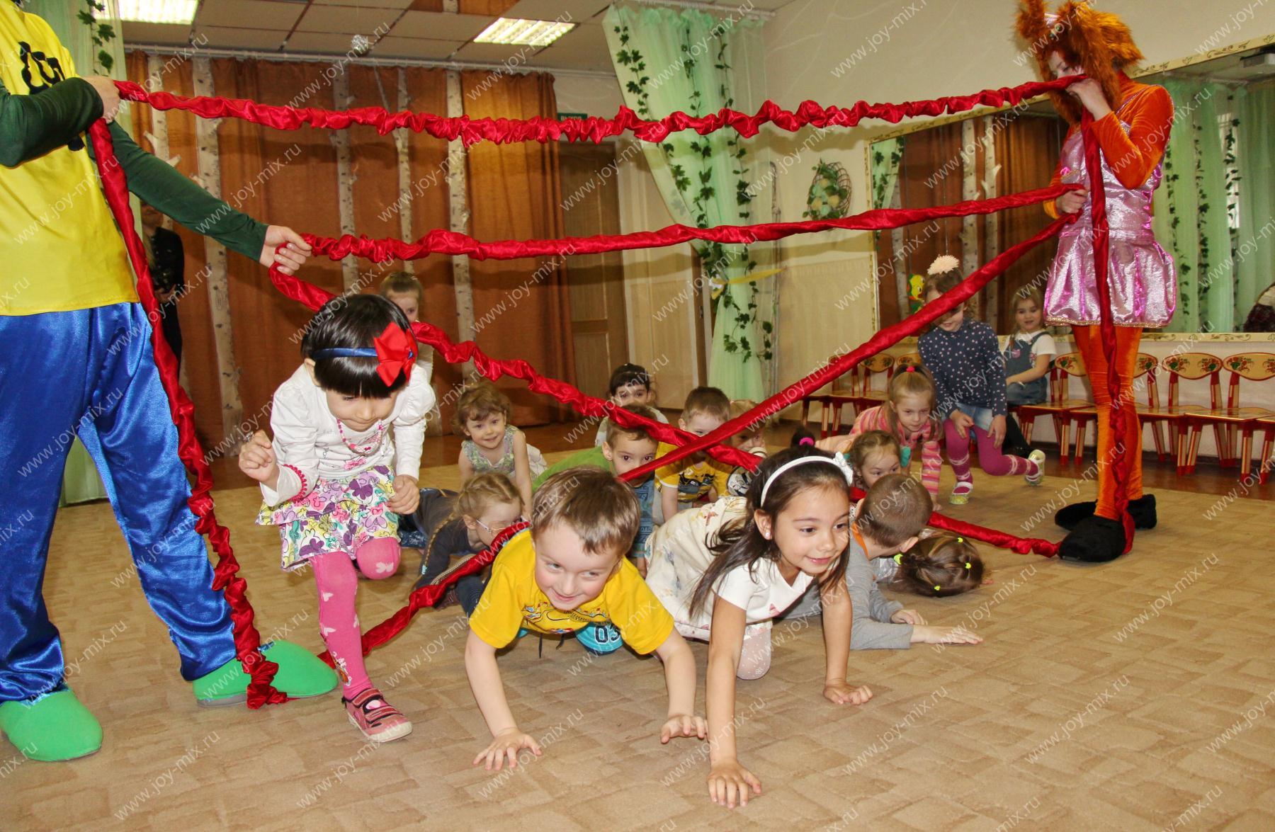Конкурс для детей танцевальный на день рождения
