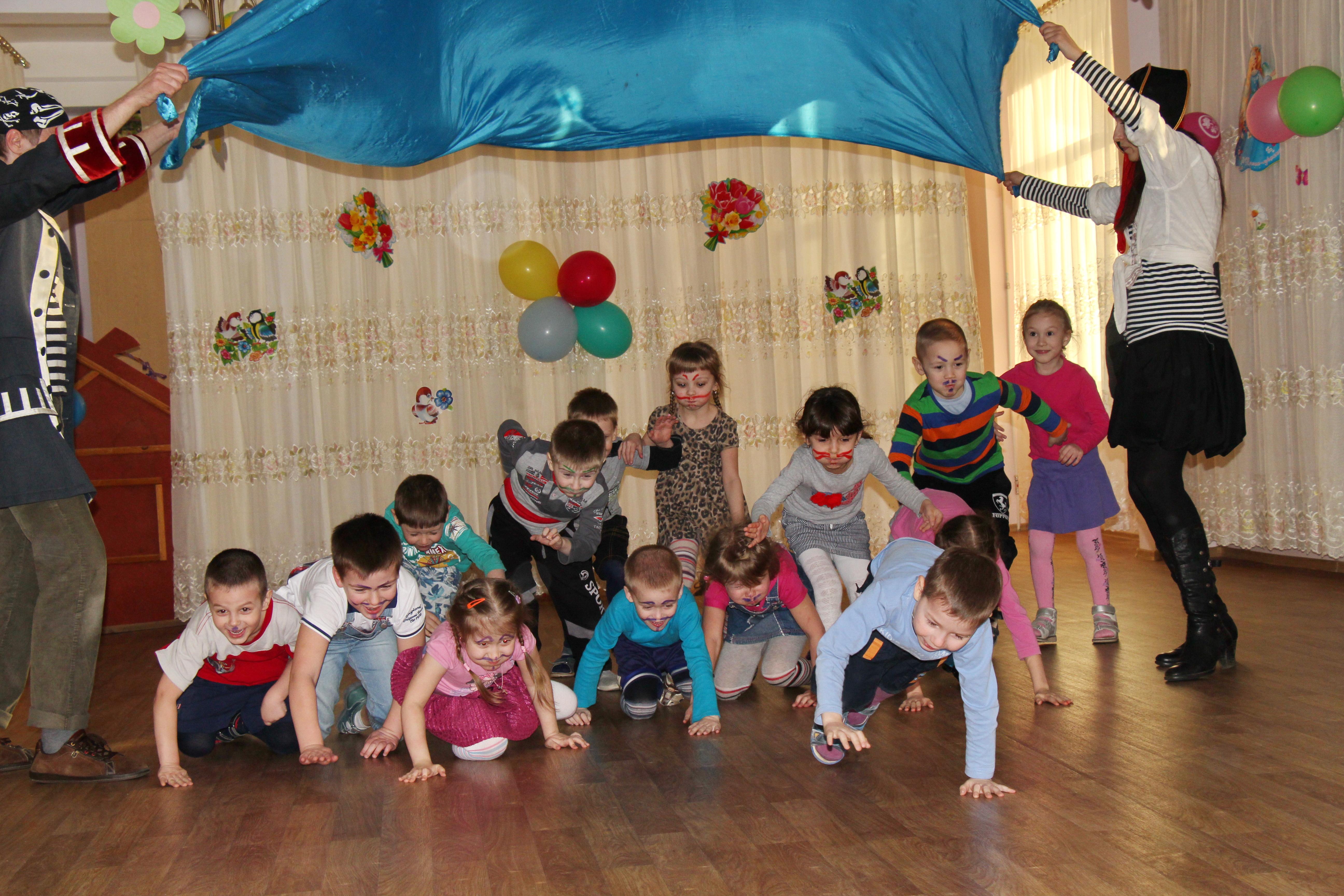 Аниматоры в детский сад Столбовая улица (деревня Ожигово) детский праздник мери поппинс